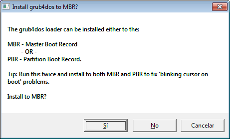 Hacer un usb multibooteable RMPrepUSB 4