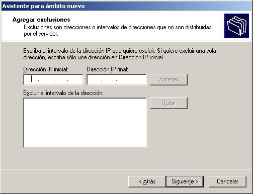 servidor dhcp en windows 10