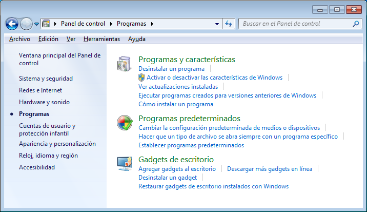 servidor ftp windows 1
