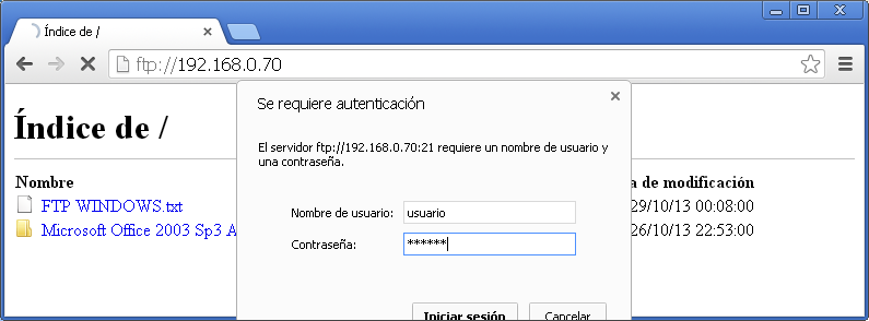 servidor ftp en windows 24