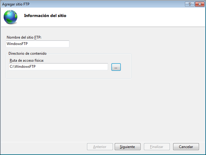 servidor ftp en windows 6