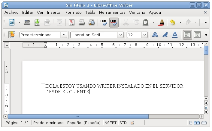 aplicaciones graficas via ssh 2