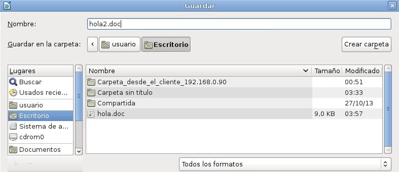 aplicaciones graficas via ssh 3
