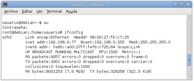 servidor ssh en debian 6