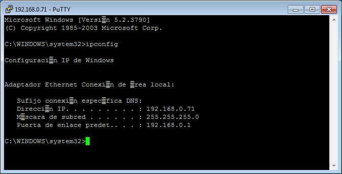 ssh en windows 15