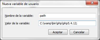 Instalar Zend Framework 2 en Wamp