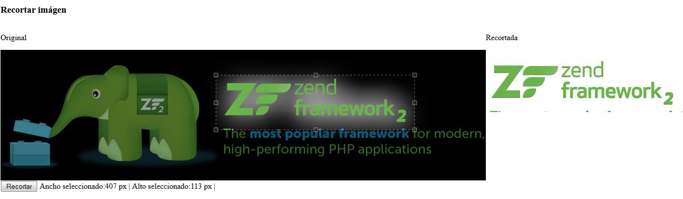 recortar imagenes con jcrop y phpthumb recortar imagen jquery php