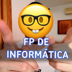 ¿FP de Informática? ¿DAM, DAW o ASIR?