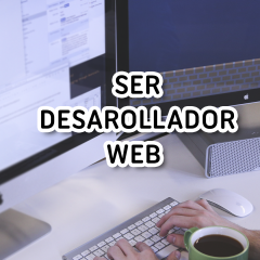 ¿Que aprender para ser desarrollador web?
