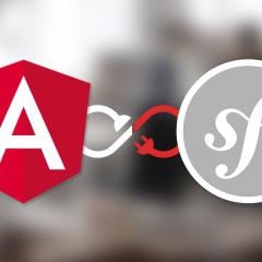Desarrollo web frontend con Angular 4 y backend con Symfony 3.3