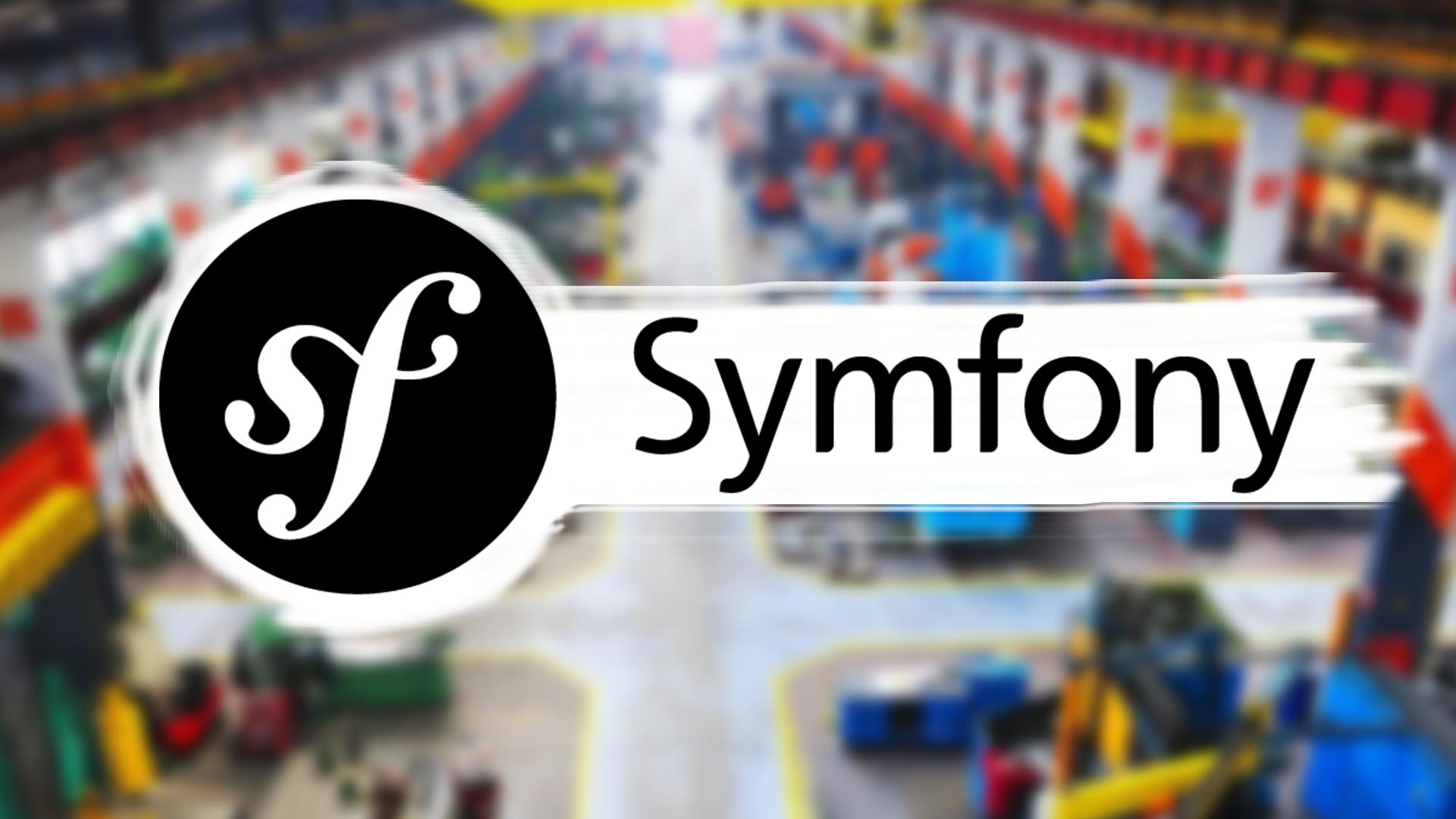 Symfony 3 en producción