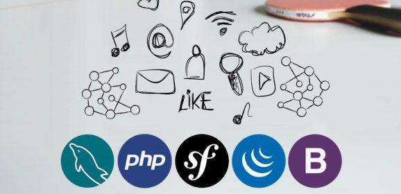 Desarrollar una red social con PHP, Symfony3, jQuery, AJAX y Bootstrap