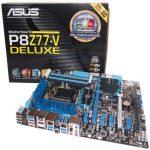 BIOS UEFI ASUS: Arrancar desde CD o USB en ASUS P8Z77-V
