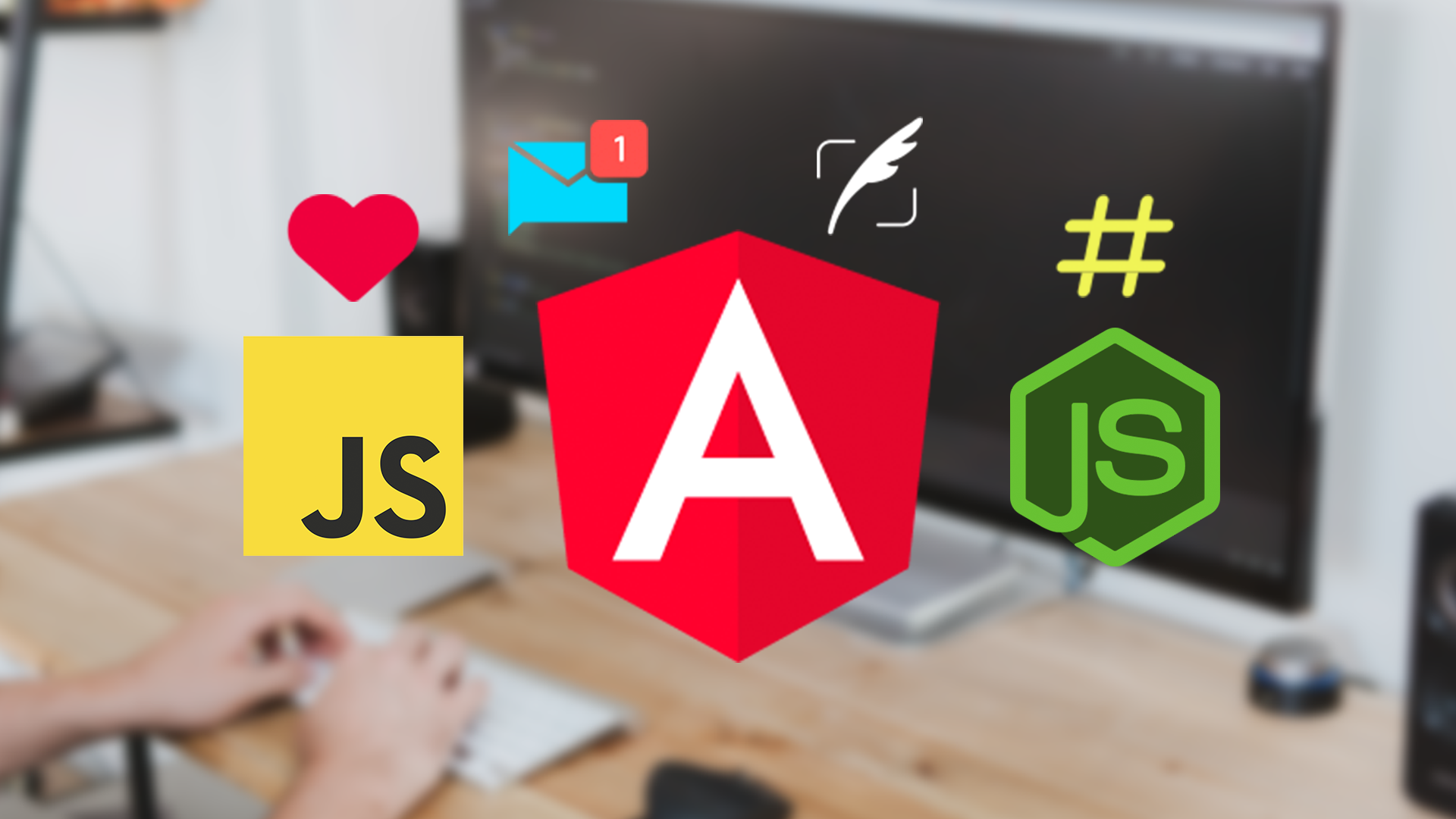 Desarrollar una red social con JavaScript, Angular, NodeJS ...