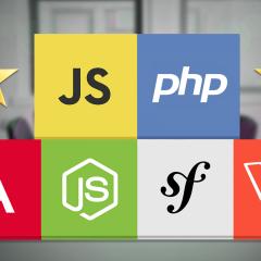 Master en desarrollo web Full Stack: Angular, Node, Laravel, Symfony 4 y más