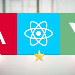 Master en Frameworks para JavaScript: Aprender Angular, React y Vue.js