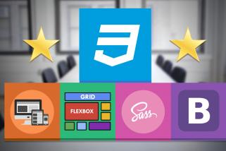 Master en CSS: Aprende CSS3, Responsive, SASS, Less, Flexbox, Grid y Bootstrap 4